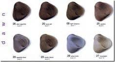 pravana chromasilk color chart pravana hair color chart brown hairs
