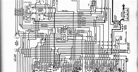 1957 ford fairlane headlight wiring diagram 1957 free