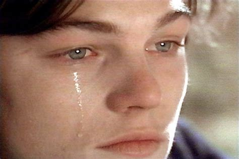 Shedding A Tear shedding a single tear