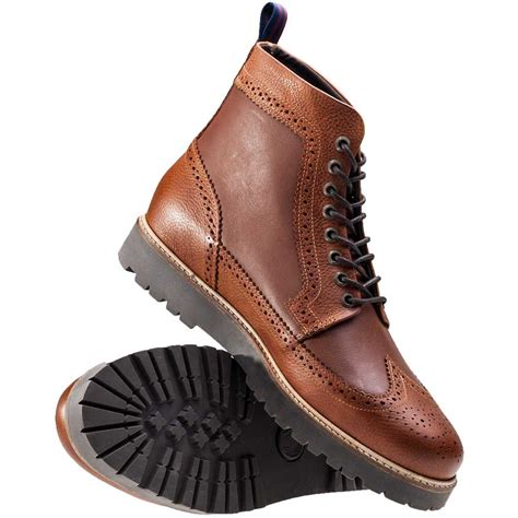 fred perry mens boots fred perry northgate mens boots in