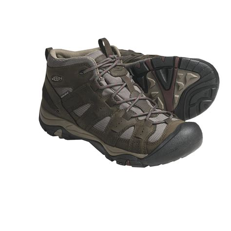 keen boots for keen siskiyou mid hiking boots for 4122u save 36