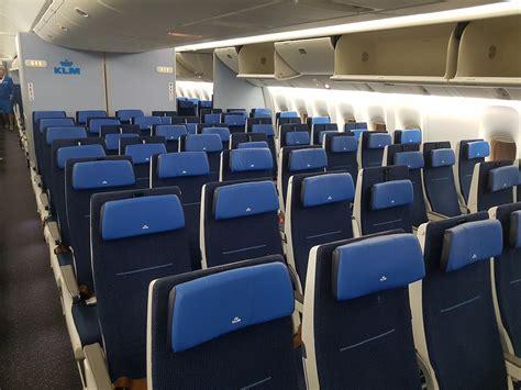 klm 777 300 economy comfort die top 10 airlines mit der gro 223 z 252 gigsten economy class