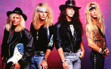 hilariously awesome hair metal bands