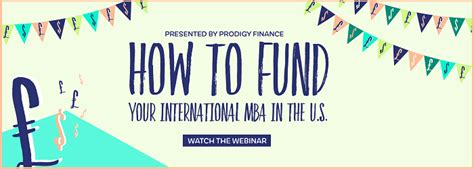 How To Fund An International Mba on demand webinar how to fund your international mba in