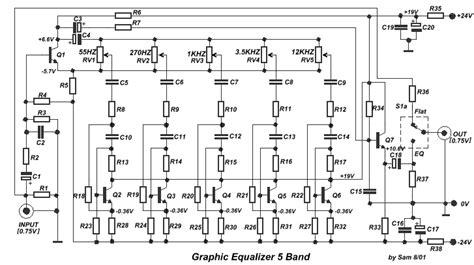 transistor graphics settings audio tone balance circuit page 2 audio circuits next gr