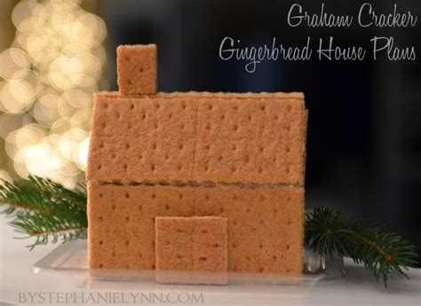 graham cracker house how to make glued graham cracker gingerbread houses quick easy construction plans