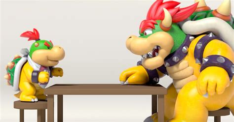 8 Characters That Id To Be by Bowser Is A Bad But A The Verge