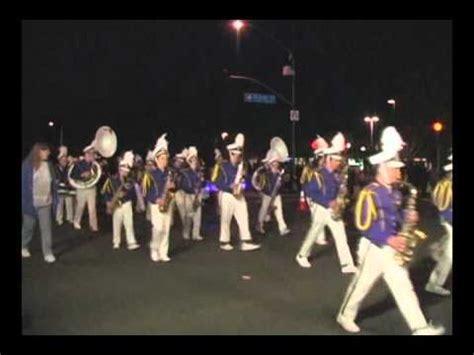 christmas in redlands ca redlands ca parade dec 4 2010 part 5 santa holidays marching band float