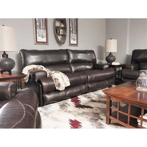 jackson furniture reclining sofa wembley chocolate italian leather reclining sofa 0k0 4581