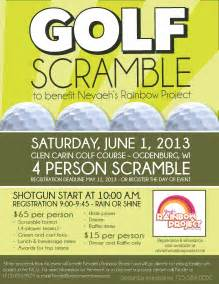 Golf Outing Flyer Template by Golf Outing Flyer Work Ideas Golf
