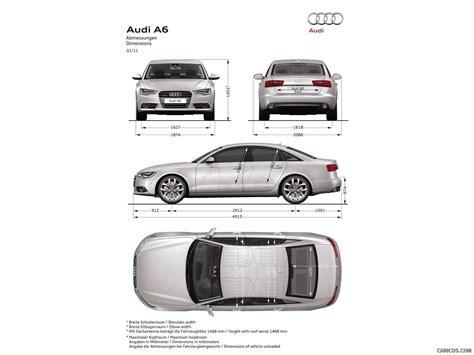 Audi A6 Size Dimensions by 2012 Audi A6 Dimensions Wallpaper 100 1280x960