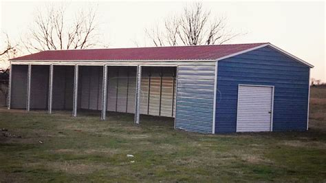 Wide Span Sheds Wa by Metal Carports Steel Garages Clear Span Buildings And
