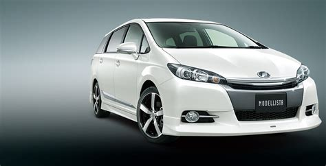 toyota wish bodykit singapore toyota wish