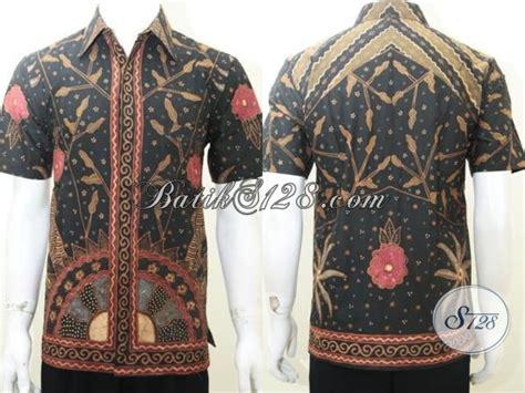 Baju Batik Pria Gaul baju batik gaul pria keren kualitas bagus jahitan rapih ld2014ts m toko batik 2018