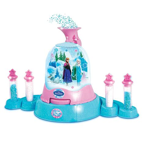 john adams disney frozen snow globe maker girls glitter