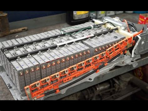 toyota prius battery cell replacement prius hybrid battery pack repair