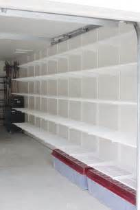 Garage Shelving Fixed To Wall Best 25 Basement Storage Ideas On Storage