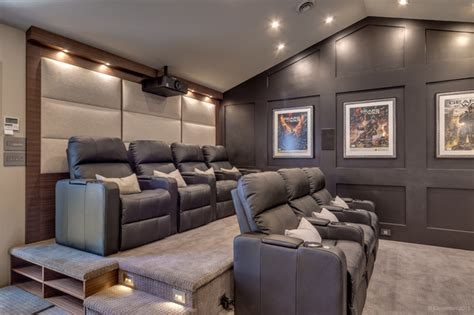 Garage Theater by And Functional Garage Conversion Ideas