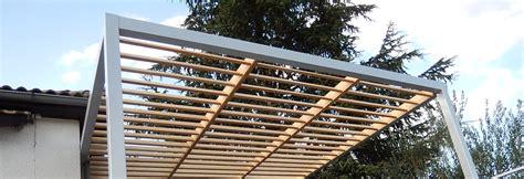Pergola Bois Moderne by Quel Bois Pergola Pour Une Structure Qui R 233 Siste Aux