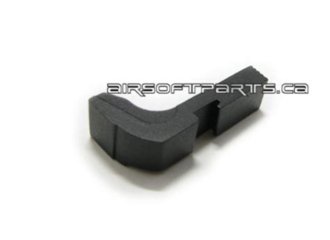 Barracks Airsoft Guarder Magazine Catch For Ksc Glock guarder airsoftparts ca airsoft parts canada store
