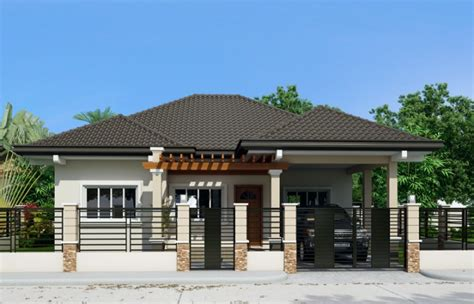 Small 1 Story House Plans top 10 house designs or ideas for ofws by pinoy eplans