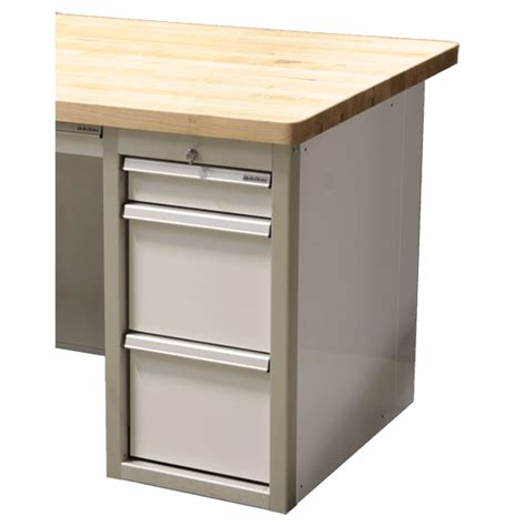 Desk With File Drawer by Pro Ii Garage 3 Drawer Quikdraw 169 Cabinets Moduline