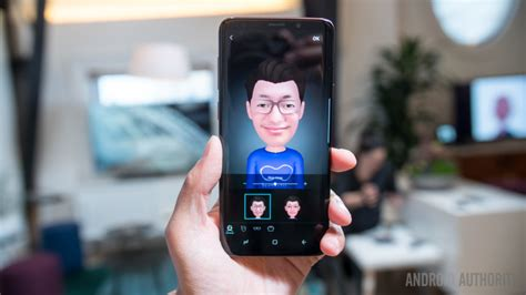 ar emoji  animoji  differences explained android authority