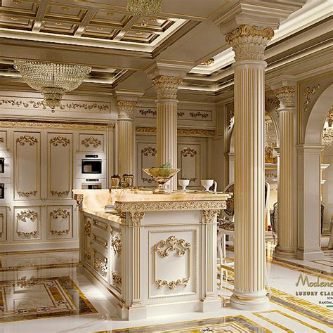 cucina barocca the kitchen royal modenese gastone