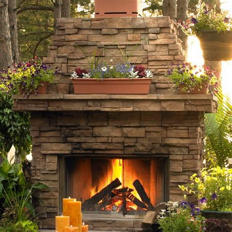outdoor fireplace installation and repairs