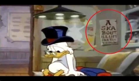 disney illuminati disney conspiracy illuminati donald duck lazer