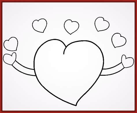 imagenes de uvas faciles de dibujar corazones faciles de dibujar f 225 ciles de colorear fotos