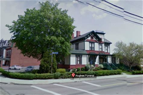 hughes funeral home pittsburgh pennsylvania pa