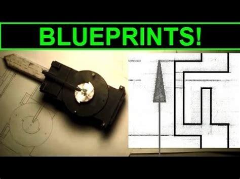 (Assassin's Creed) Paper Mini Dual-Action Hidden Blade ... T 34 Blueprints