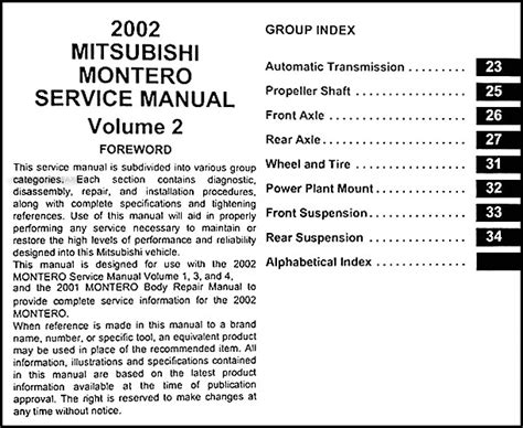 service manual montero best repair manual download 1992 1993 mitsubishi montero repair shop service manual free car manuals to download 1992 mitsubishi diamante parking system service