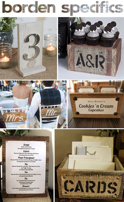 diy country rustic wedding ideas rustic wedding decor giveaway something turquoise