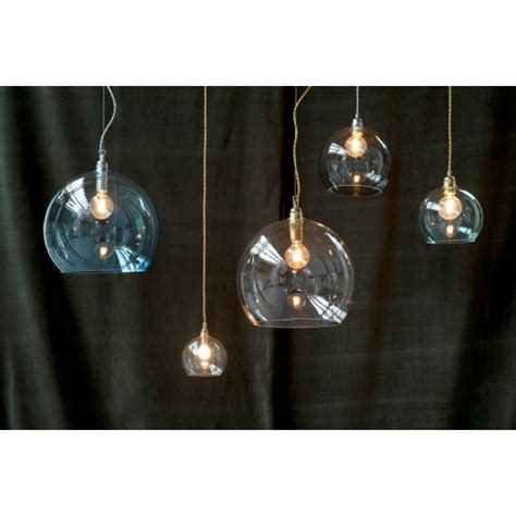 Small Pendant Lights Uk Small Grey Glass Globe Pendant Light Fitting On Vintage Style Cable