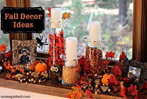 fall home decor ideas awesome fall home decor ideas on autumn halloween home
