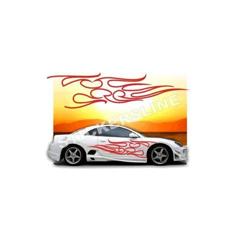 lada effetto fiamma fiamme adesive adesivi fiamme auto tuning fiamma 11