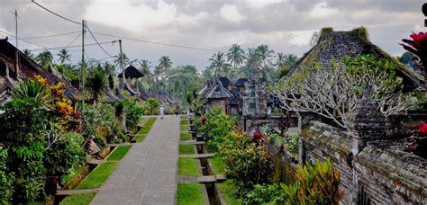 Desa Penglipuran, Bali: Desa Terbaik di Dunia