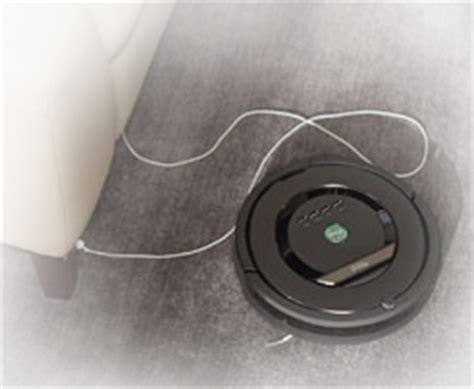 Roomba Rug Fringe by Irobot Roomba Vacuum Cleaning Robot