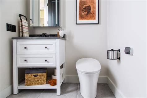 hgtv bathroom design 2018 pictures of the hgtv smart home 2018 guest bathroom hgtv smart home 2018 hgtv