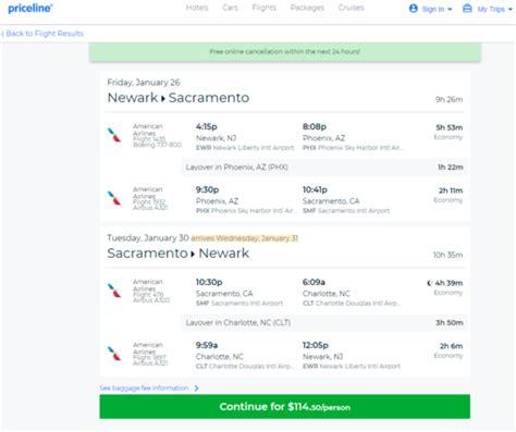 the flight deal fare american 115 regular economy 106 basic economy newark