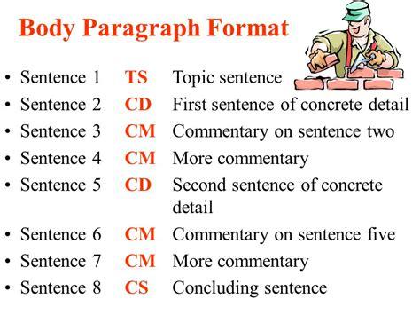 essay structure sentence by sentence essay structure cd cm