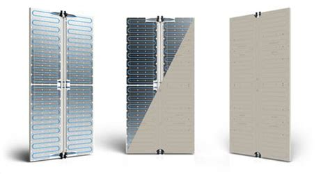 Water Radiant Heat Wall Panels Heating Not Places Radiant Conductive Heating