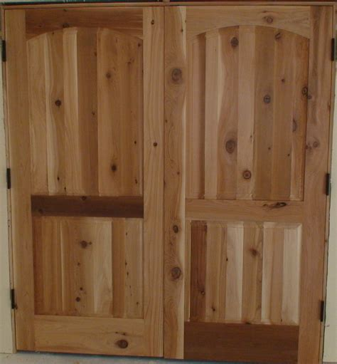 Wood Closet Doors Bedroom White Pine Wood Sliding Closet Doors Combined Light Blue Painted Wall As Well As New