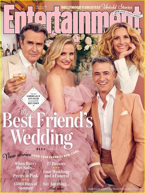 'My Best Friend's Wedding' Cast Reunites 22 Years After