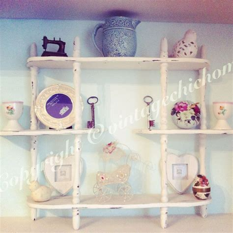 17 best images about vintage chic home wall units on pinterest home plate racks and solid pine