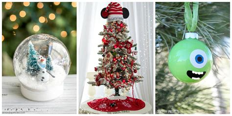 disney christmas decorations diy 15 photos clipgoo