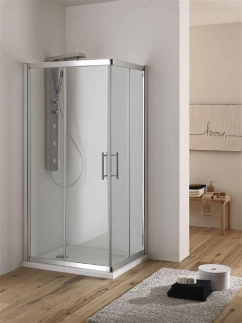 cabine doccia in cristallo box doccia in cristallo quot dirk quot apertura scorrevole