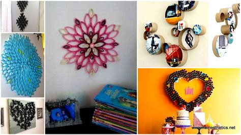 Paper Crafts For Home Decor 27 diy paper toilet roll crafts that will beautify your walls